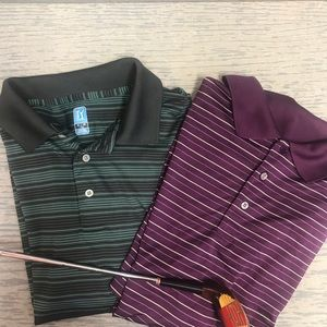 PGA tour golf shirt bundle
